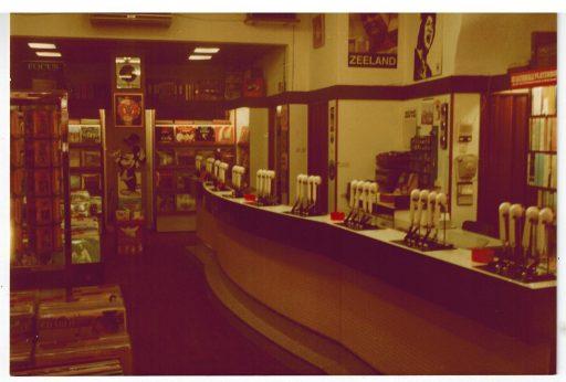 Afbeelding #001 voor het verhaal De geschiedenis van muziekwinkel Wagenvoort in Middelburg
