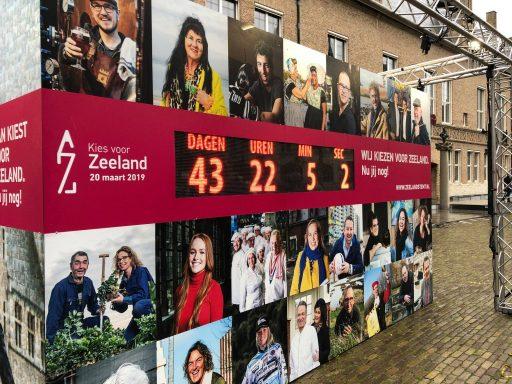 Afbeelding #000 voor het verhaal De gezichten van Zeeland op het Abdijplein