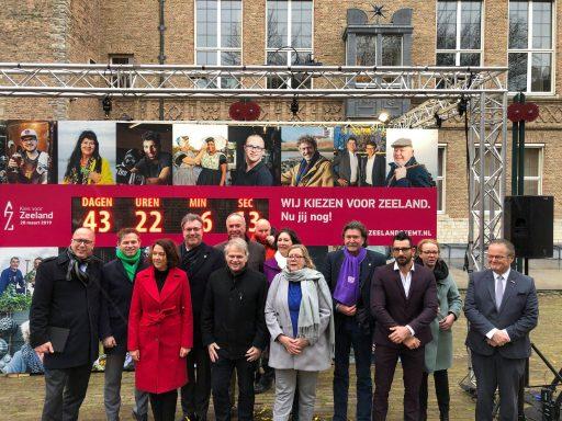 Afbeelding #003 voor het verhaal De gezichten van Zeeland op het Abdijplein