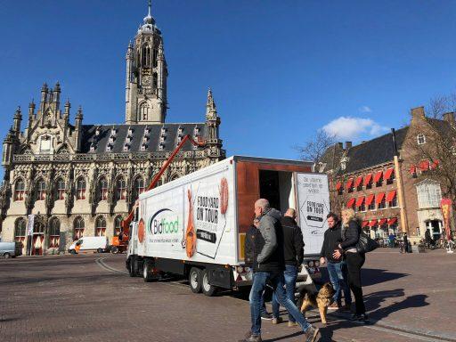 Afbeelding #000 voor het verhaal De groothandel komt naar je toe: Foodyard on tour in Middelburg
