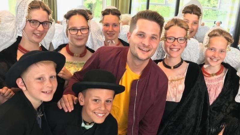 Afbeelding #000 voor het verhaal De Herman Faukeliusschool in het Jeugdjournaal
