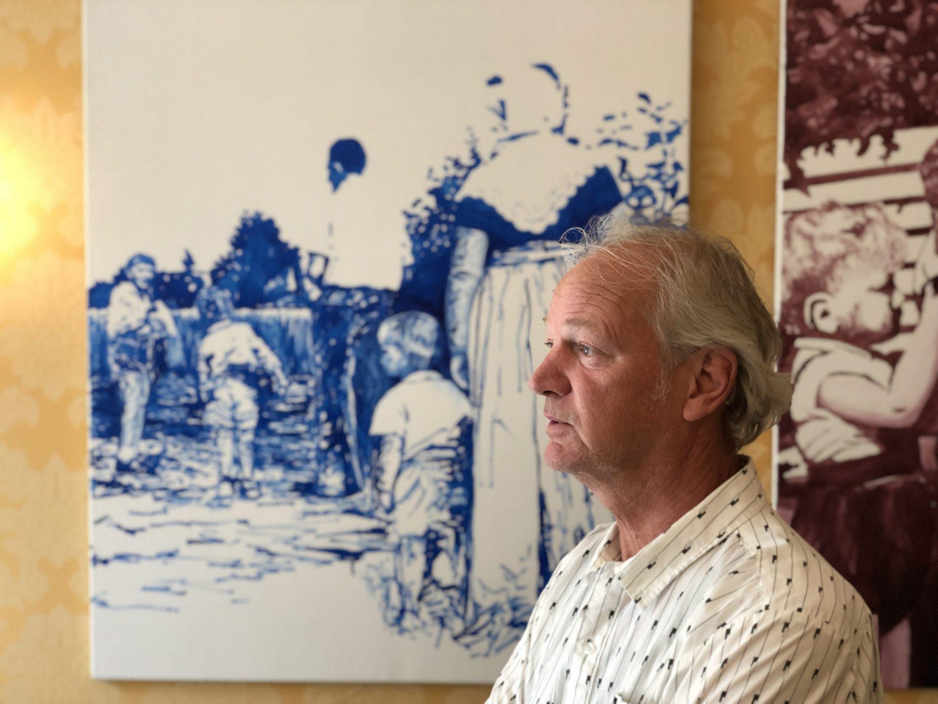 Afbeelding #000 voor het verhaal De kunst van Klein Café Cliché Middelburg