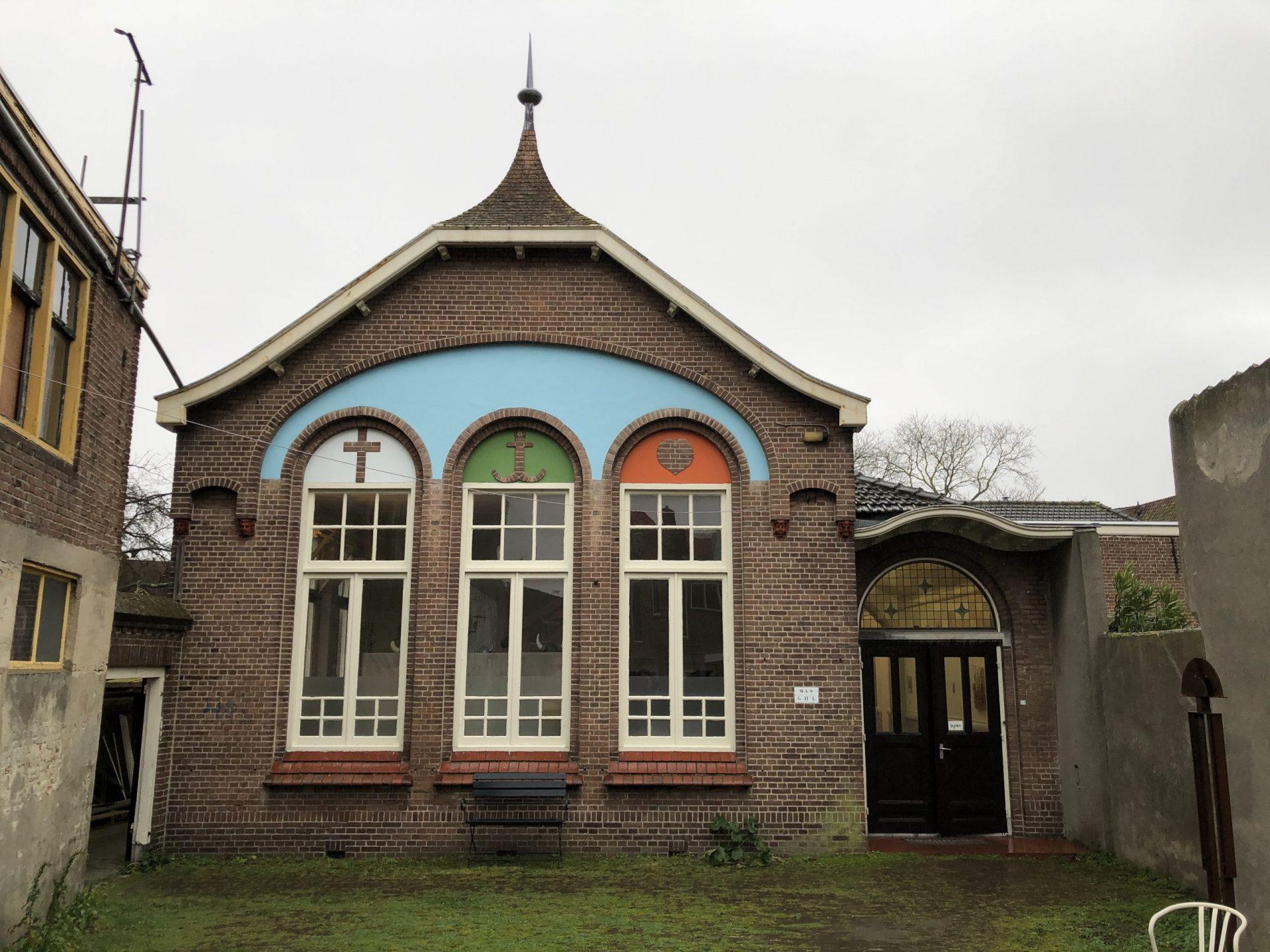 Afbeelding #000 voor het verhaal De kunstenaars van MAS/GHL in Middelburg: Femke Gerestein