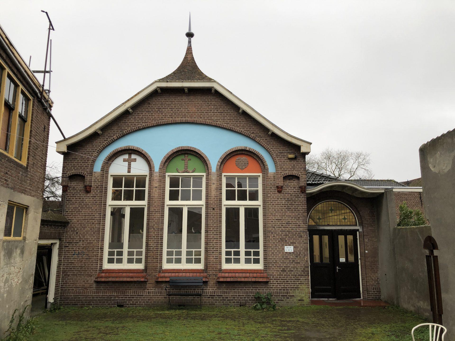 Afbeelding #001 voor het verhaal De kunstenaars van MAS/GHL in Middelburg: Koen Beekman