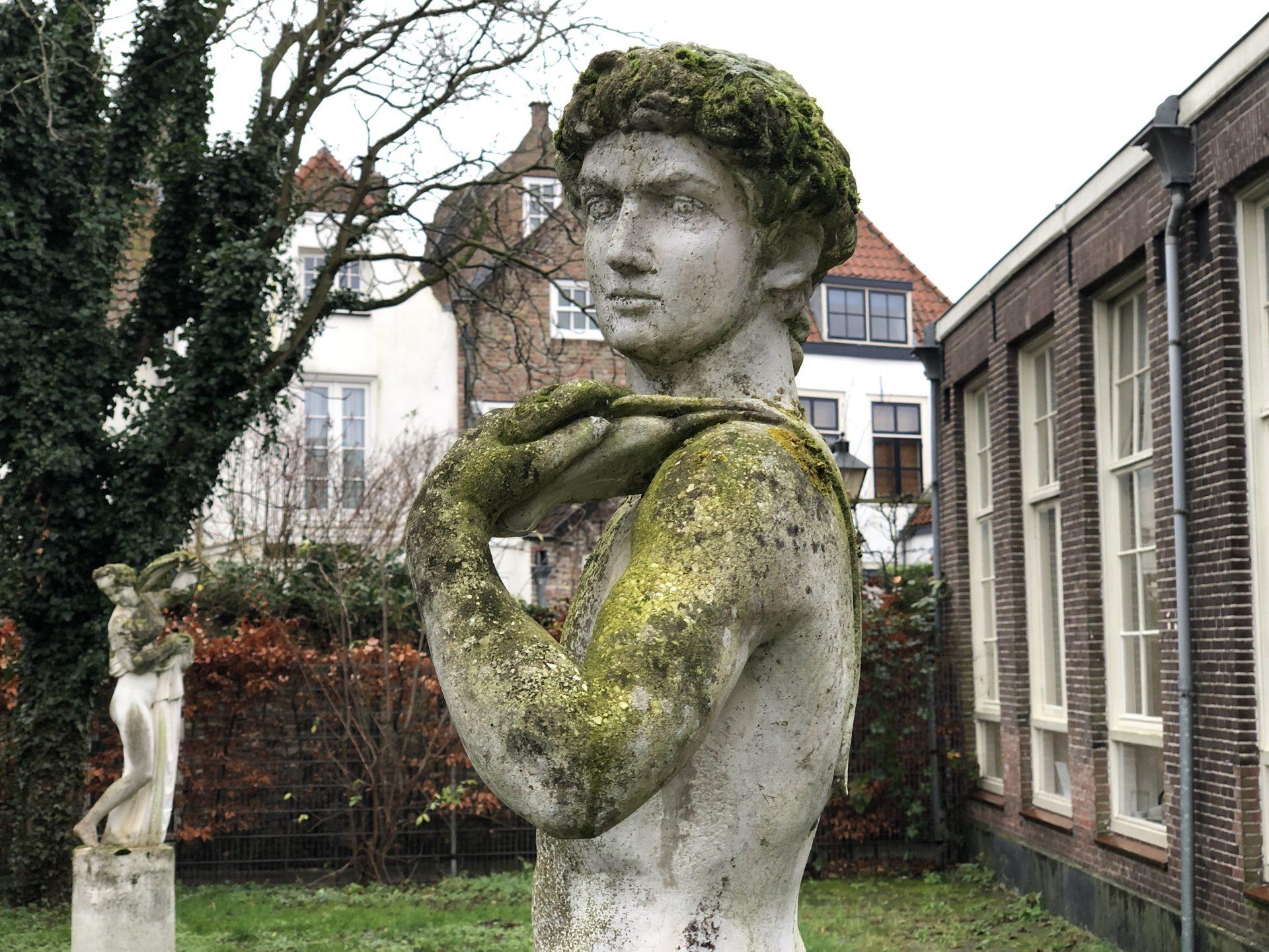 Afbeelding #002 voor het verhaal De kunstenaars van MAS/GHL in Middelburg: Koen Beekman