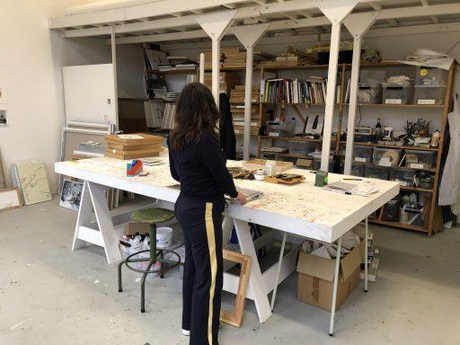 Afbeelding #001 voor het verhaal De kunstenaars van MAS/GHL in Middelburg: Nanda Runge