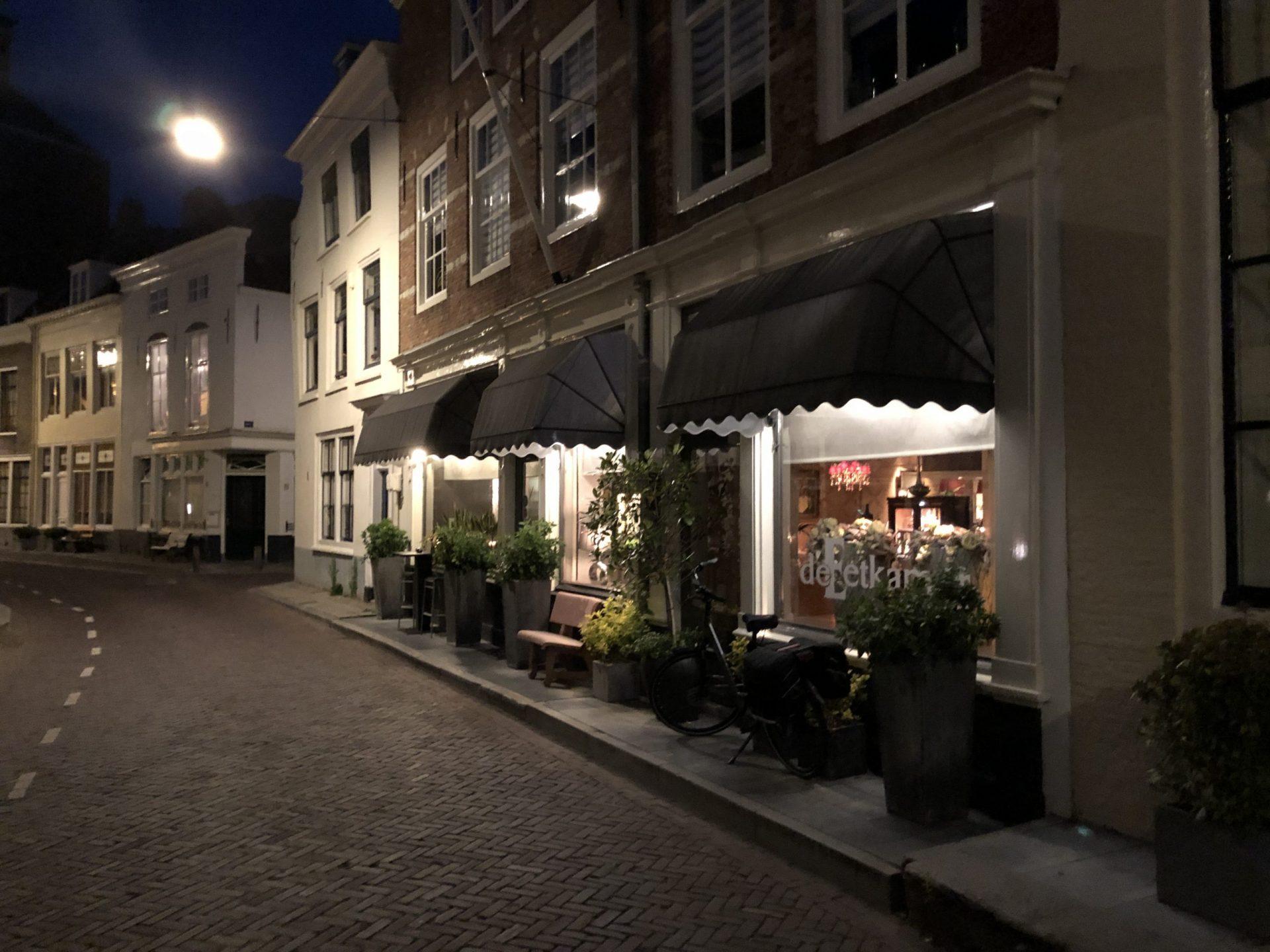 Afbeelding #000 voor het verhaal De laatste avond van Restaurant De Eetkamer in Middelburg