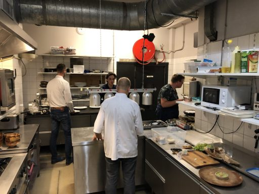 Afbeelding #001 voor het verhaal De laatste avond van Restaurant De Eetkamer in Middelburg