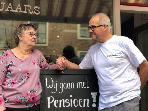 Afbeelding #001 voor het verhaal De laatste dag van Bakkerij Maljaars in Middelburg