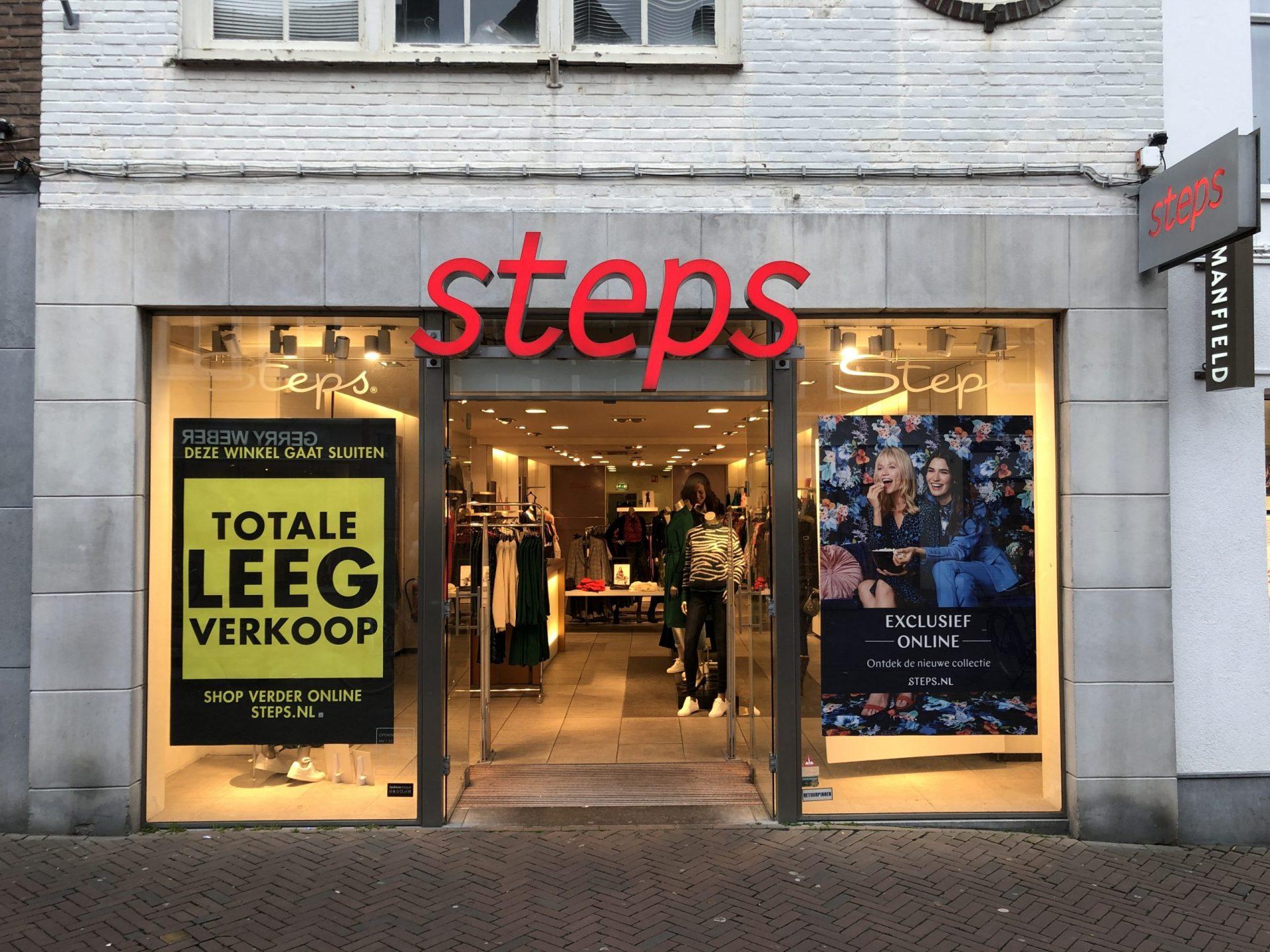 Afbeelding #000 voor het verhaal De laatste twee weken van Steps in Middelburg