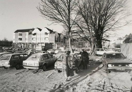 Afbeelding #000 voor het verhaal De Lange Geere in Middelburg, 1983-1989