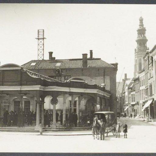 Afbeelding #000 voor het verhaal De Lange Giststraat in Middelburg, voor WO II