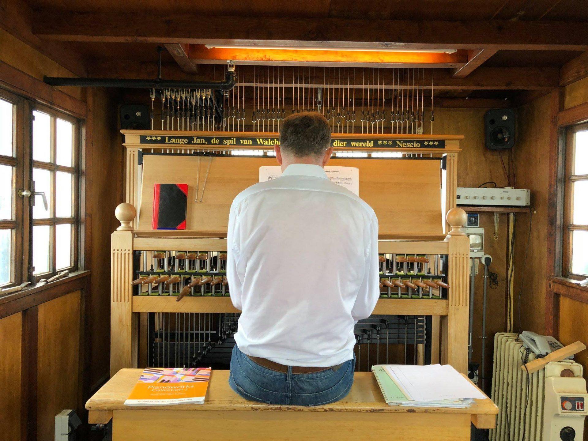 Afbeelding #001 voor het verhaal De Lange Jan als jukebox: de stadsbeiaardier speelt verzoekjes op 12 januari