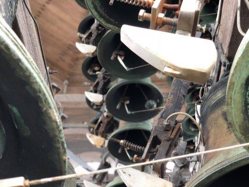 Afbeelding #002 voor het verhaal De Lange Jan als jukebox: de stadsbeiaardier speelt verzoekjes op 12 januari