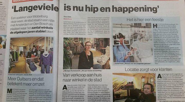 Afbeelding #000 voor het verhaal De Langeviele in Middelburg: hip en happening