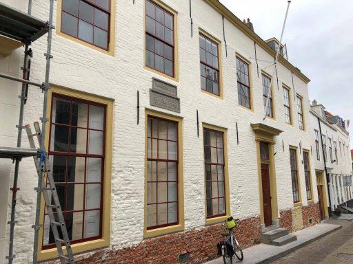 Afbeelding #000 voor het verhaal De Latijnse School in Middelburg op Monumenten.nl