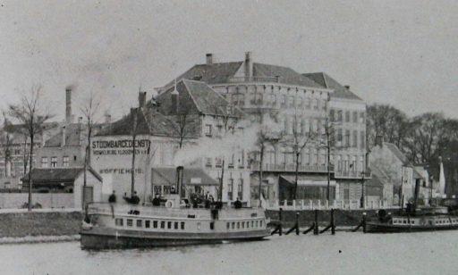 Afbeelding #000 voor het verhaal De levendige geschiedenis van de Blauwedijk in Middelburg
