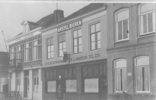 Afbeelding #001 voor het verhaal De levendige geschiedenis van de Blauwedijk in Middelburg