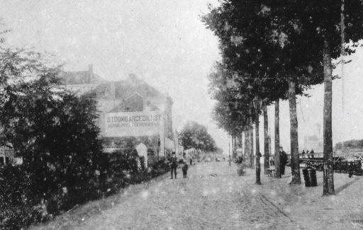 Afbeelding #004 voor het verhaal De levendige geschiedenis van de Blauwedijk in Middelburg