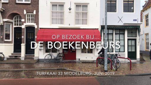 Afbeelding #000 voor het verhaal De liefde voor boeken bij De Boekenbeurs in Middelburg