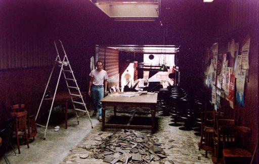 Afbeelding #000 voor het verhaal De Middelburgse filmtheaters in de jaren 80, op foto's van Jan Koole