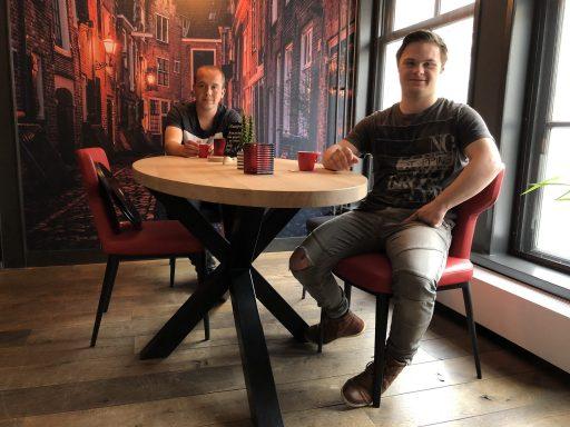Afbeelding #000 voor het verhaal De Middelburgse Horeca en de coronacrisis: Brasserie Eiggenwijzz