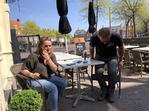 Afbeelding #000 voor het verhaal De Middelburgse Horeca en de coronacrisis: Café Bommel