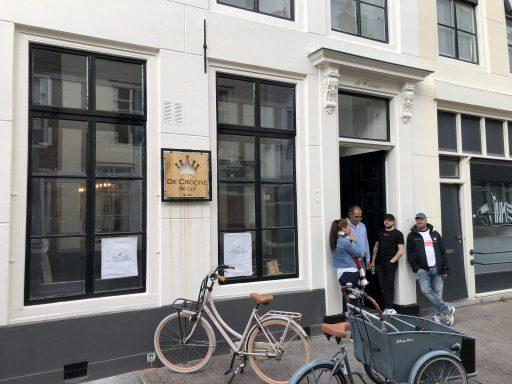 Afbeelding #000 voor het verhaal De Middelburgse Horeca en de coronacrisis: Café De Croone