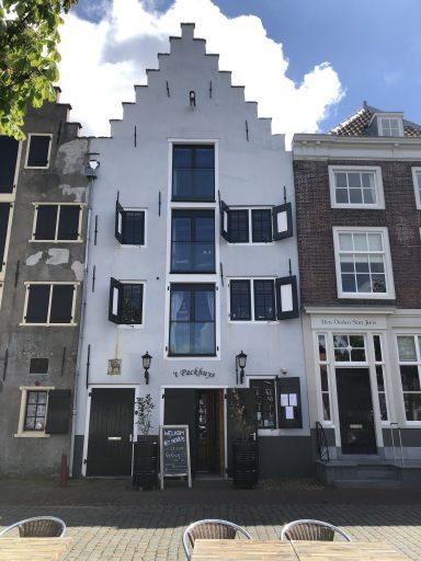 Afbeelding #008 voor het verhaal De Middelburgse Horeca en de coronacrisis: Restaurant het Packhuys