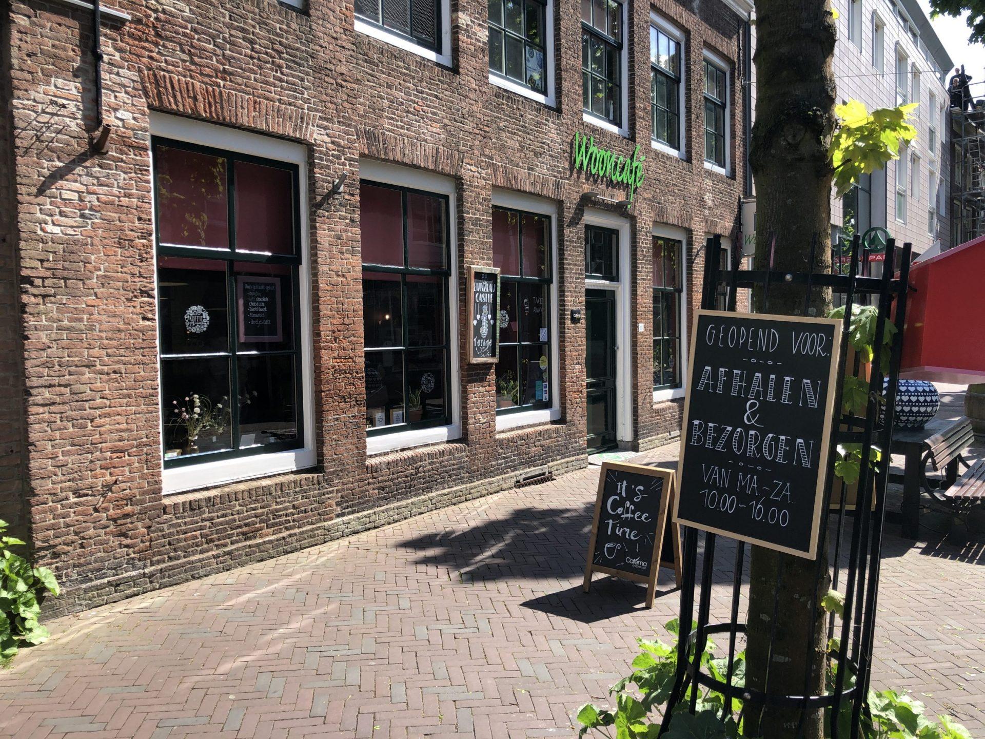 Afbeelding #007 voor het verhaal De Middelburgse Horeca en de coronacrisis: Wooncafé Middelburg