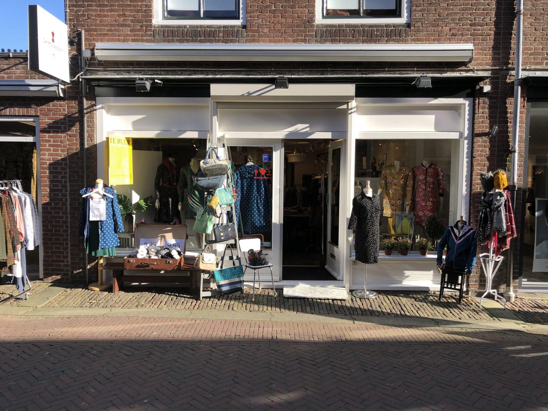 Afbeelding #000 voor het verhaal De Modepoort in de Sint Janstraat stopt in februari