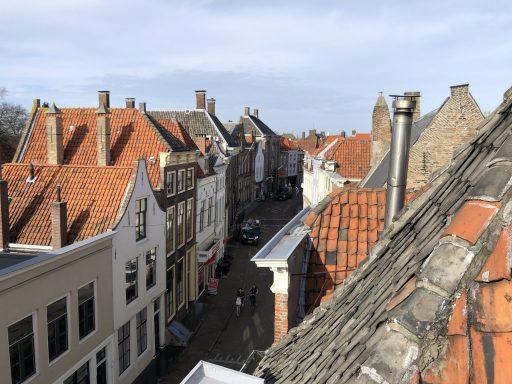 Afbeelding #000 voor het verhaal De mooie vergezichten van B&B Bed&Cat in de Gortstraat in Middelburg