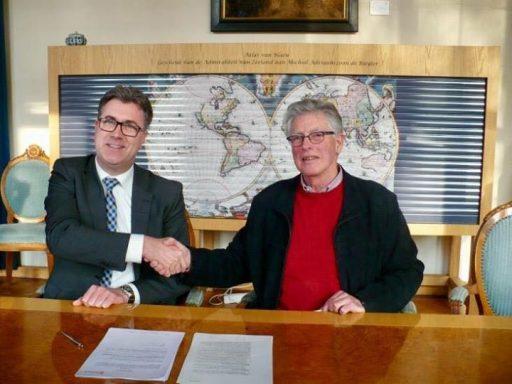 Afbeelding #000 voor het verhaal De nieuwe eigenaar van de Sint Jorisdoelen in Middelburg