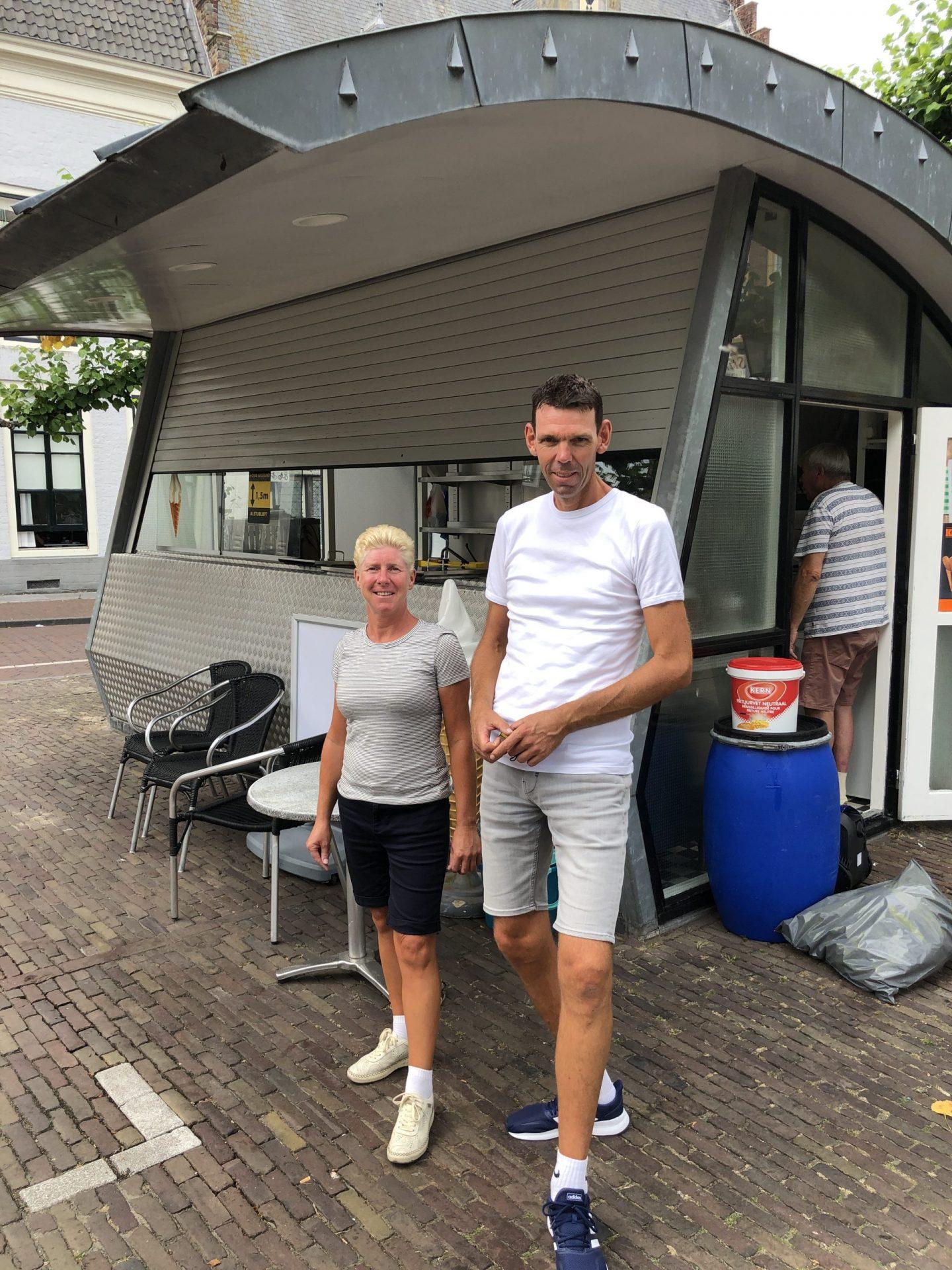 Afbeelding #002 voor het verhaal De nieuwe eigenaars van Frituur Damplein