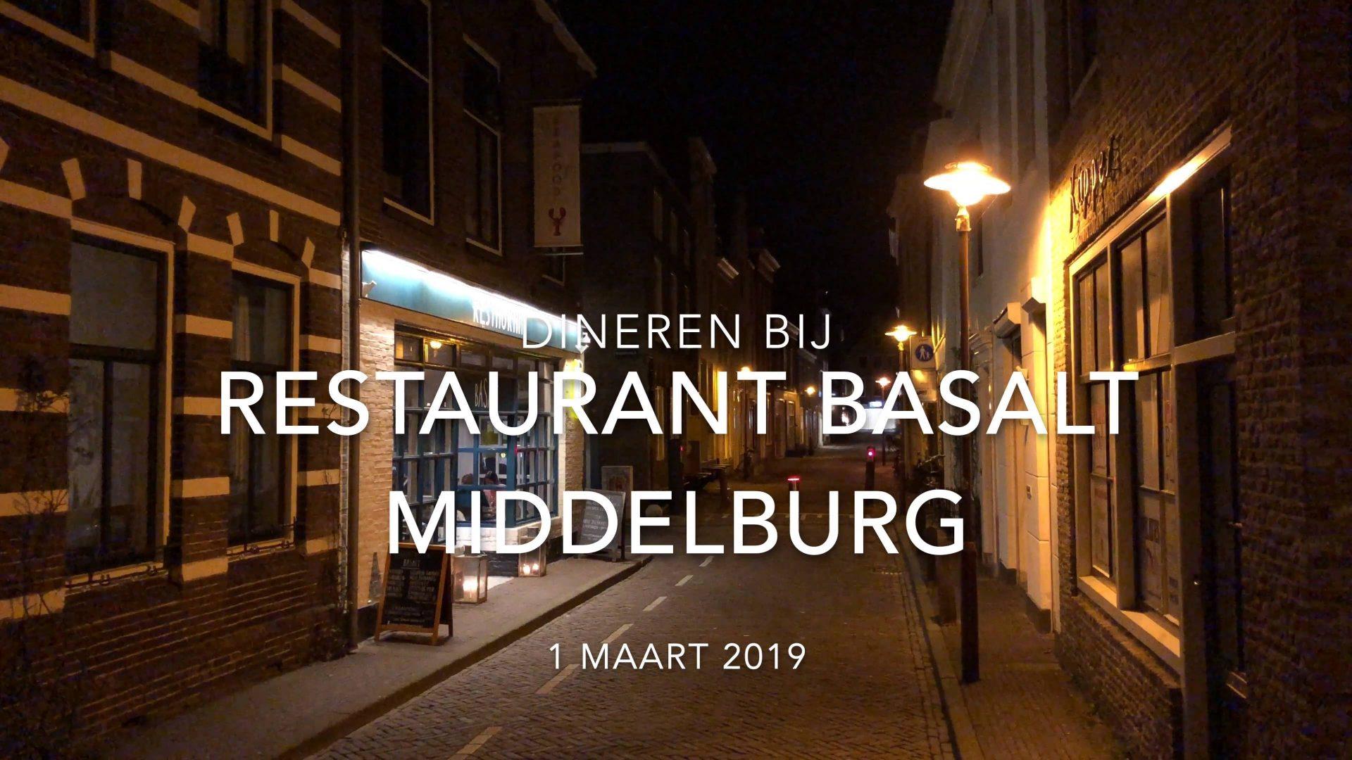 Afbeelding #000 voor het verhaal De nieuwe koers van Visrestaurant Basalt in Middelburg