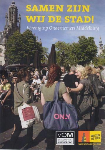 Afbeelding #000 voor het verhaal De nieuwe pakketten voor leden van de Vereniging Ondernemers Middelburg (VOM)