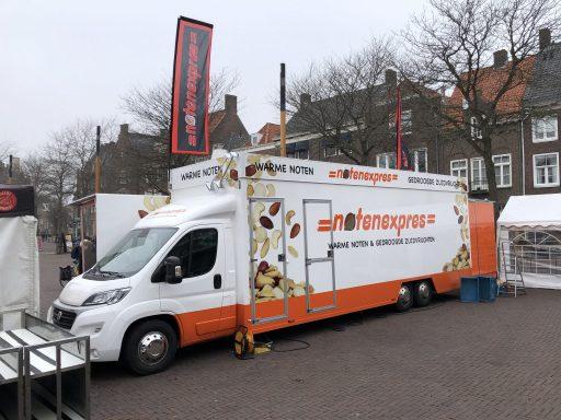 Afbeelding #003 voor het verhaal De nieuwe verkoopwagen van De Notenexpres
