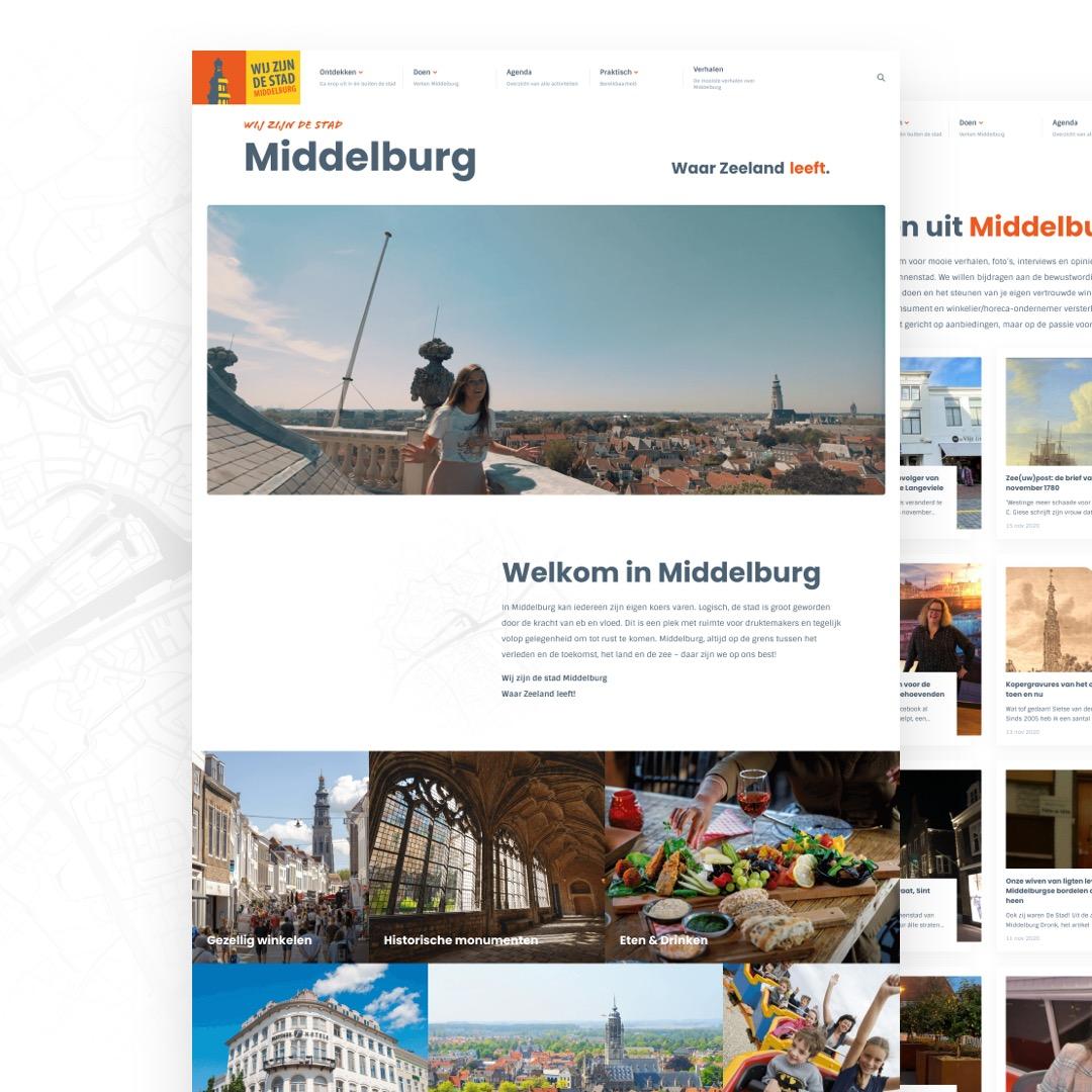 Afbeelding #001 voor het verhaal De nieuwe website van Wij zijn De Stad is live!