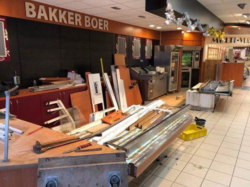 Afbeelding #000 voor het verhaal De ontmanteling van Bakker Boer in de Verspassage