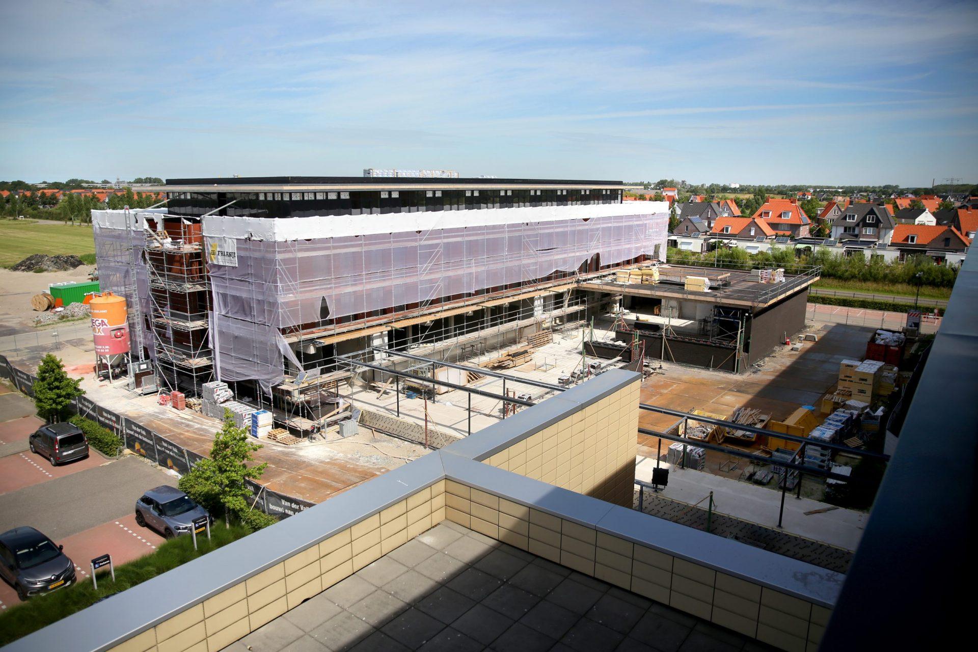 Afbeelding #000 voor het verhaal De ontwikkelingen bij Van der Valk Hotel Middelburg