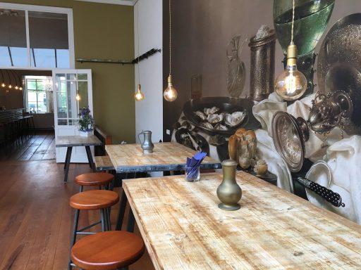 Afbeelding #002 voor het verhaal De opening van Restaurant het Vliegendt Hert