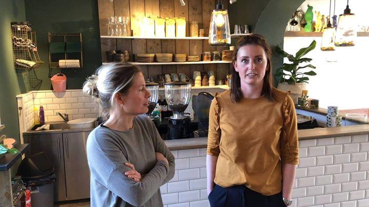 Afbeelding #000 voor het verhaal De opening van 't Lokaaltje in de Sint Janstraat in Middelburg