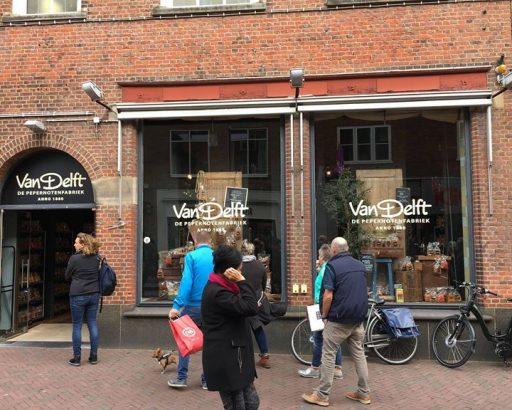 Afbeelding #000 voor het verhaal De Pepernotenfabriek is terug in Middelburg