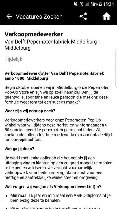 Afbeelding #000 voor het verhaal De Pepernotenfabriek opent een filiaal in Middelburg, in oktober