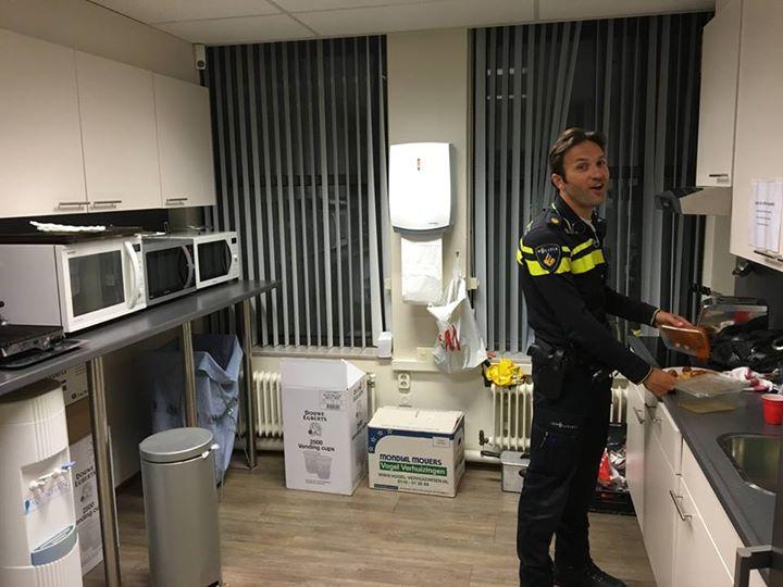 Afbeelding #000 voor het verhaal De politie vertrekt uit Middelburg Centrum