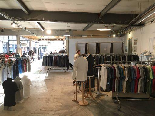 Afbeelding #003 voor het verhaal De pop-up voorbij:  Blaauw in Aktie en Nobs Fashion heropend in de Segeersstraat