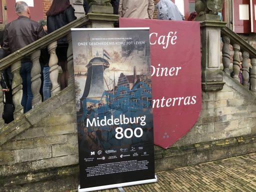 Afbeelding #001 voor het verhaal De première van de film Middelburg 800