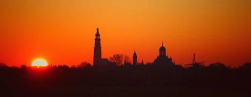 Afbeelding #000 voor het verhaal De skyline van Middelburg, maart 2019