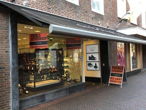 Afbeelding #000 voor het verhaal De Splenter Schoenen sluit filiaal Middelburg in 2019