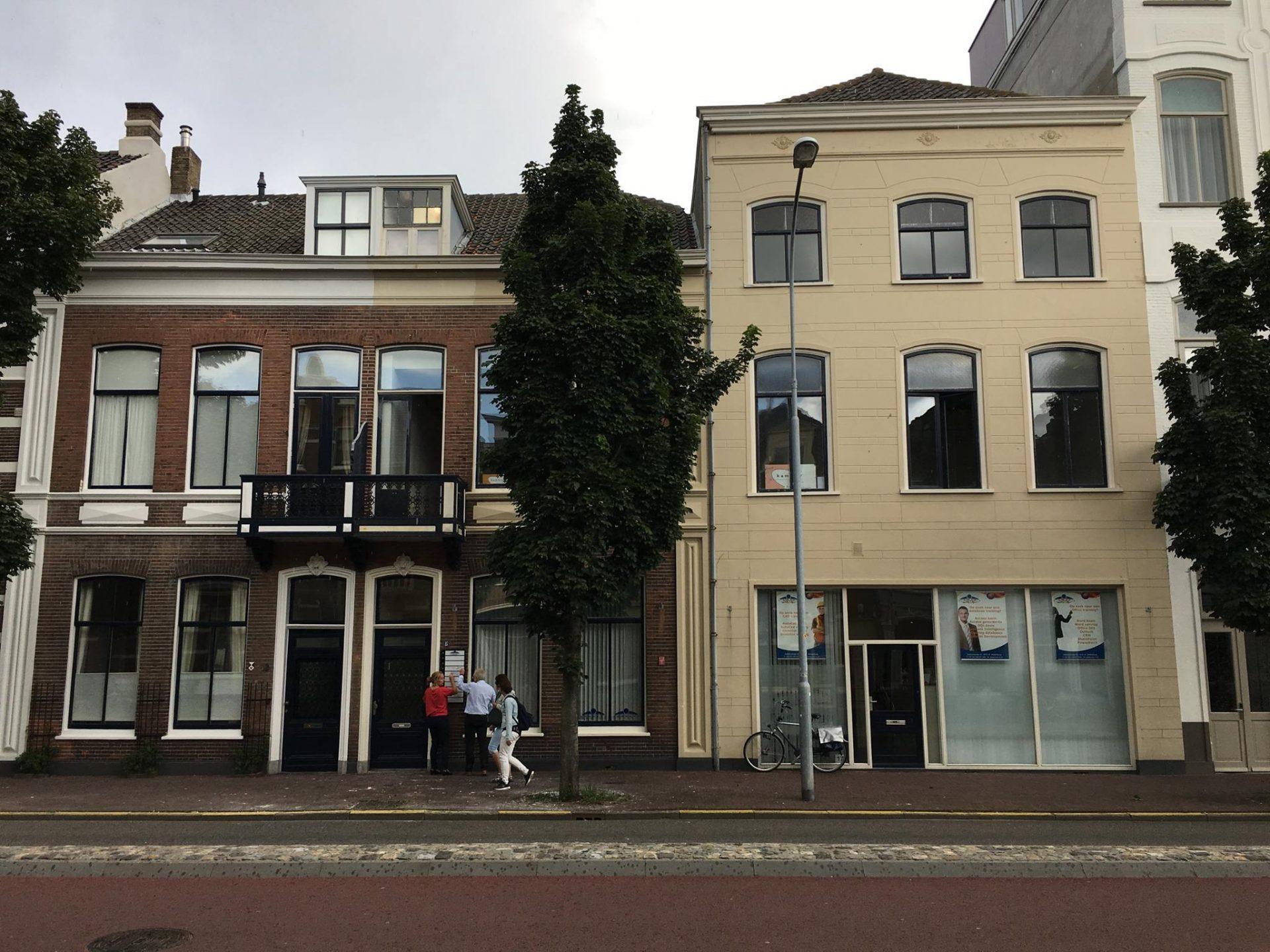 Afbeelding #000 voor het verhaal De stad krijgt weer een Waepen van Middelburg!